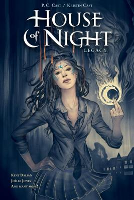 House of Night Cover