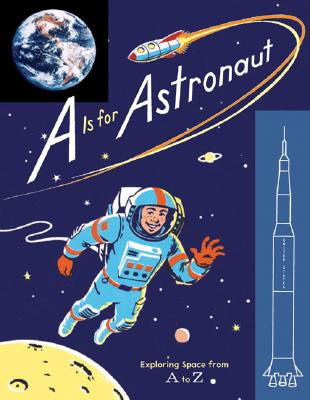 A is for Astronaut Cover