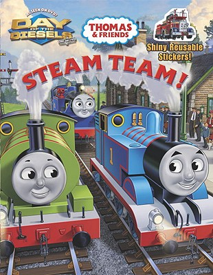 Thomas & Friends Cover