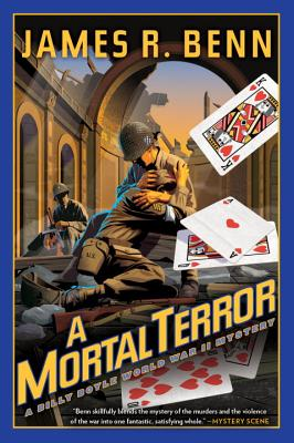 A Mortal Terror (A Billy Boyle WWII Mystery #6) Cover Image