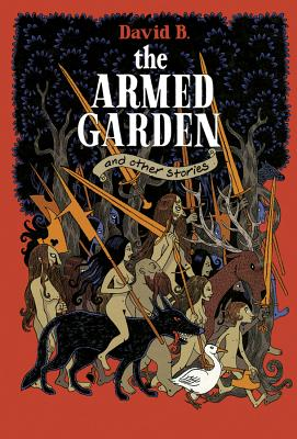 The Armed Garden and Other Stories Cover