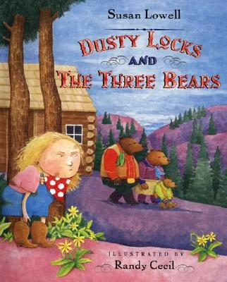 Dusty Locks and the Three Bears Cover