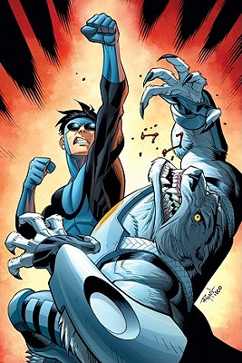 Invincible, Volume 11 Cover