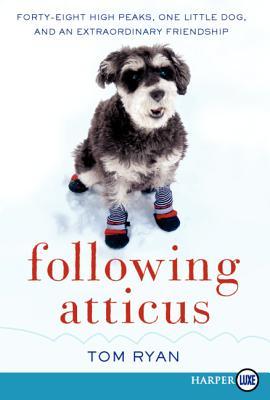 Following Atticus LP Cover