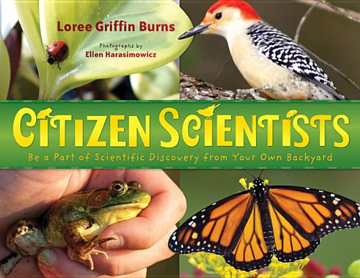 Citizen Scientists Cover
