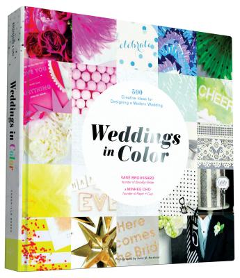 Weddings in Color Cover