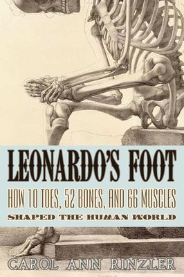 Cover for Leonardo's Foot