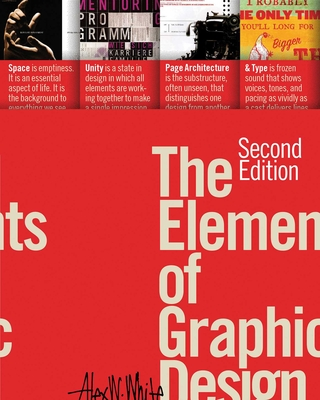 The Elements of Graphic Design Cover Image