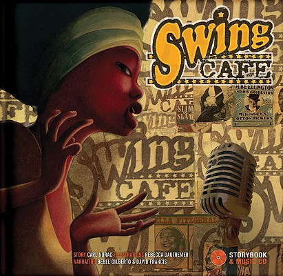 Swing Cafe [With CD (Audio)] Cover