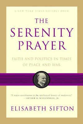 The Serenity Prayer Cover
