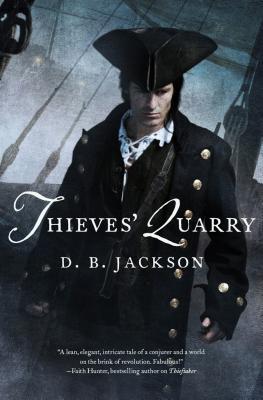 Cover for Thieves' Quarry
