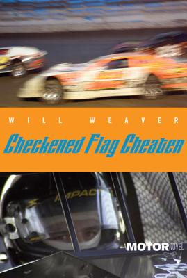 Checkered Flag Cheater Cover