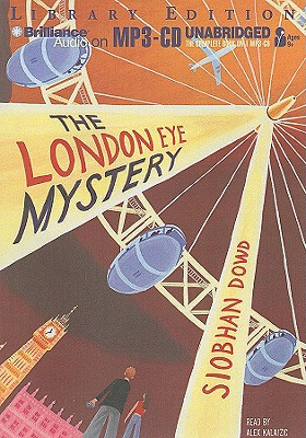 The London Eye Mystery Cover Image