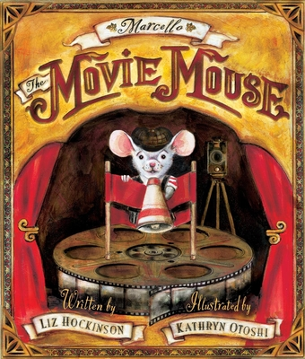 Marcello the Movie Mouse Cover Image