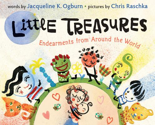 Little Treasures Cover