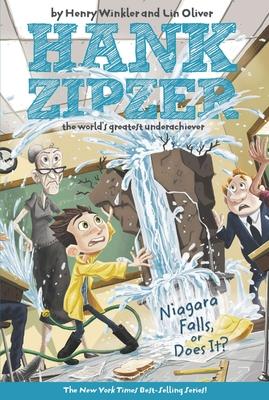 Niagara Falls, Or Does It? #1 (Hank Zipzer #1) Cover Image
