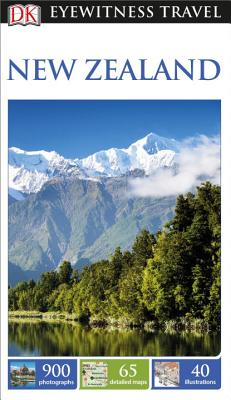 DK Eyewitness Travel Guide: New Zealand cover image