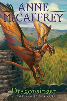 Dragonsinger (Harper Hall of Pern #2) Cover Image
