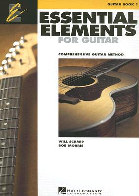 Essential Elements for Guitar, Book 1: Comprehensive Guitar Method Cover Image