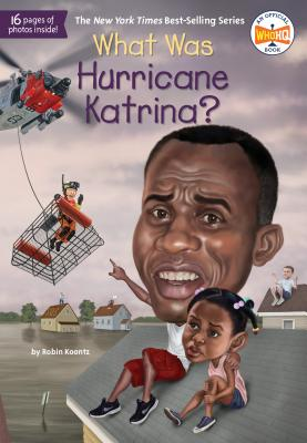 What Was Hurricane Katrina? (What Was?) Cover Image