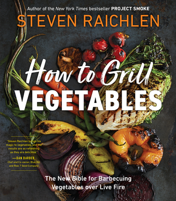 Cover for How to Grill Vegetables