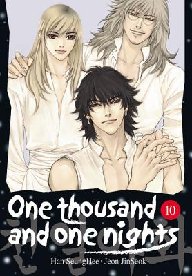 One Thousand and One Nights, Vol. 10 Cover Image