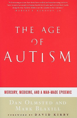 The Age of Autism Cover