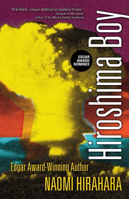 Hiroshima Boy (Mas Arai Mystery #7) Cover Image