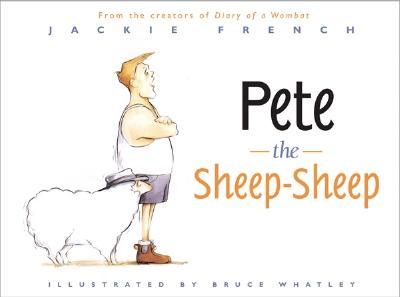 Pete the Sheep-Sheep Cover