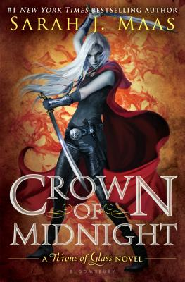 Crown of Midnight (Throne of Glass #2) Cover Image