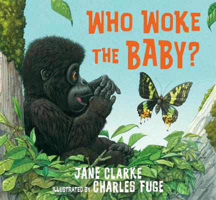 Who Woke the Baby? Cover