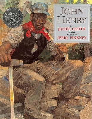 John Henry Cover