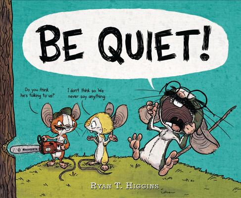 Be Quiet! Cover Image