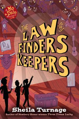 The Law of Finders Keepers (Mo & Dale Mysteries) Cover Image