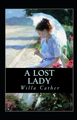 A Lost Lady Annotated Cover Image