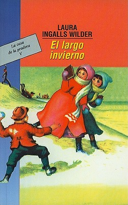 The Long Winter /Largo Invierno Cover Image