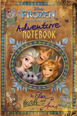 Disney's Frozen Northern Lights Adventure Notebook