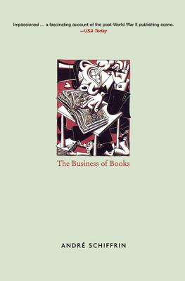 Cover for The Business of Books