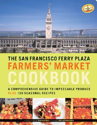 The San Francisco Ferry Plaza Farmers' Market Cookbook Cover
