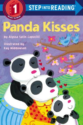 Panda Kisses (Step into Reading) Cover Image