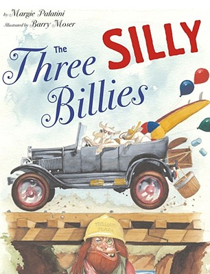 The Three Silly Billies Cover