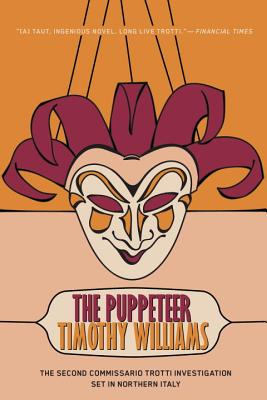 Cover for The Puppeteer (Inspector Trotti #2)