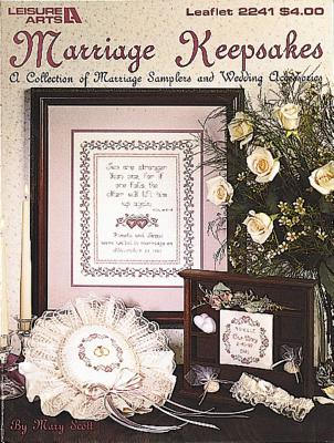 Marriage Keepsakes Cover
