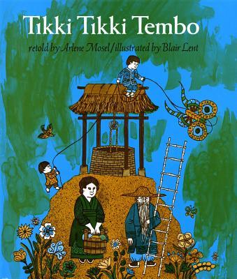 Tikki Tikki Tembo Cover Image
