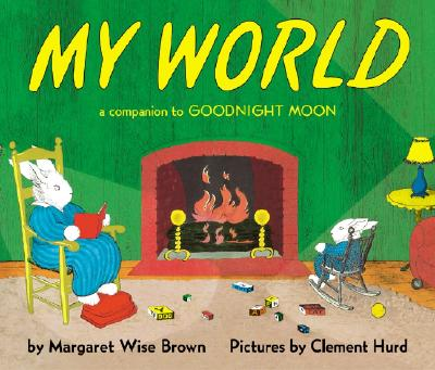 My World Board Book Cover