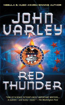 Red Thunder (A Thunder and Lightning Novel #1) Cover Image