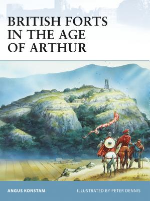 British Forts in the Age of Arthur Cover