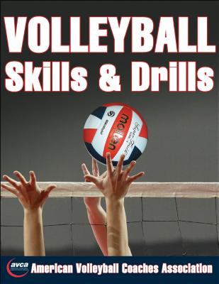 Volleyball Skills & Drills Cover Image
