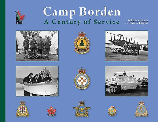 Camp Borden: A Century of Service Cover Image