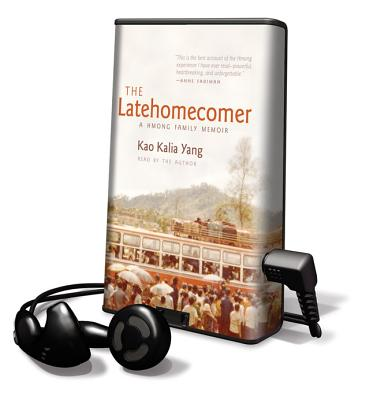 The Latehomecomer (Playaway Adult Nonfiction) Cover Image